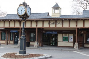 Scarsdale Train Station
