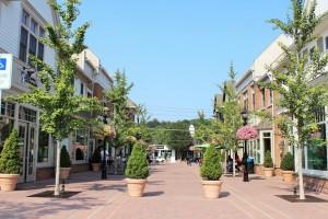 Strip Mall Downtown